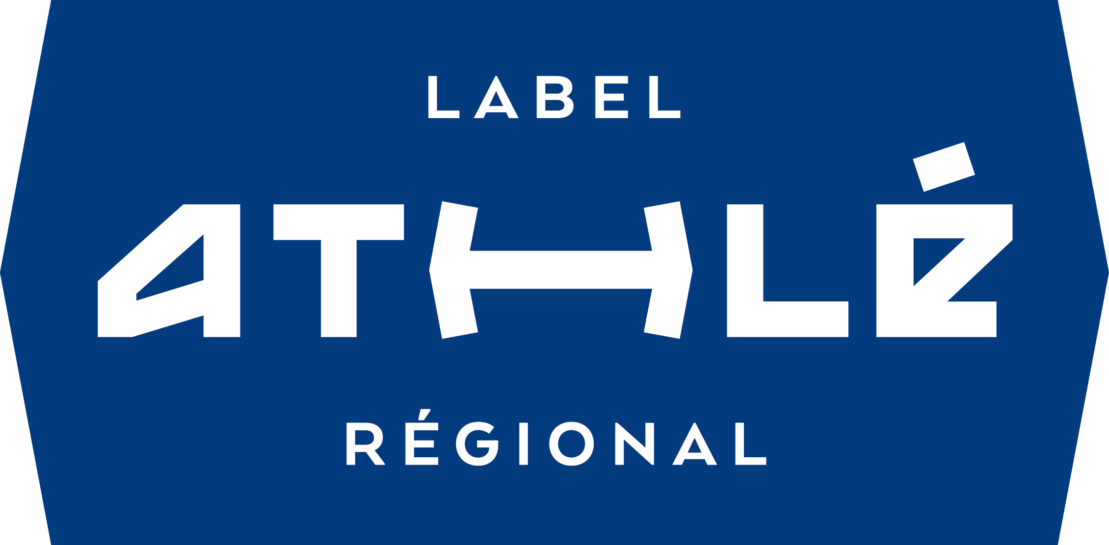 Label Regional ATHLE-Bleu